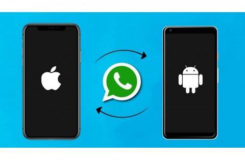 Cara Salin Chat WhatsApp dari iPhone ke Android