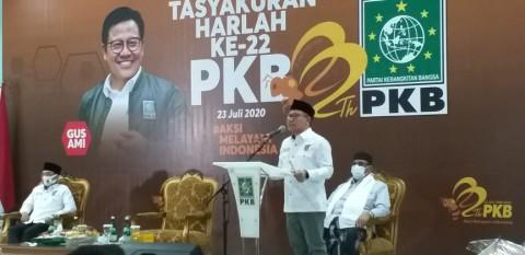 Cak Imin: Nadiem Tak Libatkan NU dan Muhammadiyah Kualat