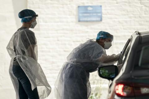 Pandemi Covid-19 di AS Meningkat, Infeksi Lampaui 4 Juta Kasus