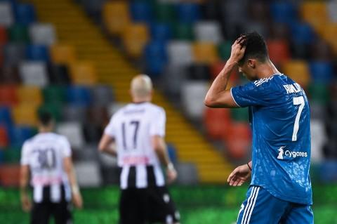 Juventus Takluk di Kandang Udinese