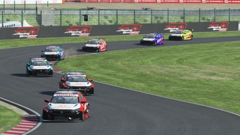 Balap Virtual HRSC Berlanjut Seri Kedua di Sirkuit Sepang