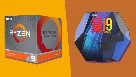 Pertama Kali dalam 15 Tahun, Saham AMD Salip Intel