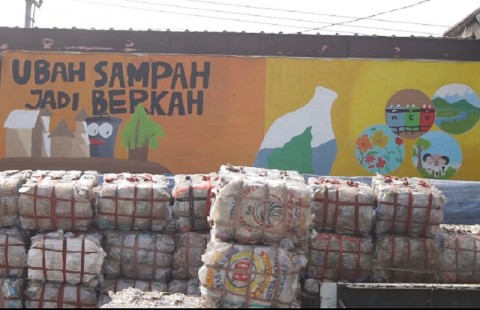 Gaya Milenial Bandung Ubah Sampah Jadi Berkah