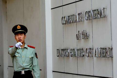 Tiongkok Perintahkan AS Tutup Konsulat di Chengdu