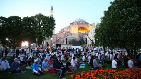 Makna Hagia Sophia Bagi Rakyat Turki