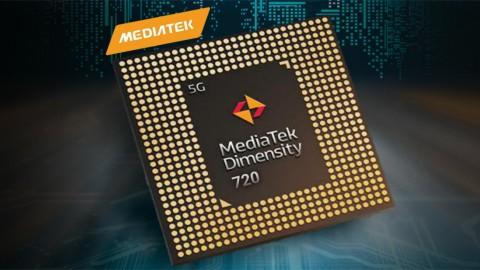 Mediatek Dimensity 720 Bawa 5G ke Smartphone Kelas Menegah