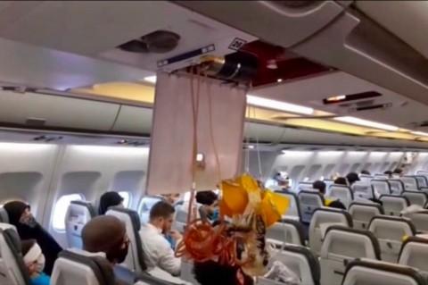 Jet Tempur AS Cegat Pesawat Penumpang Iran