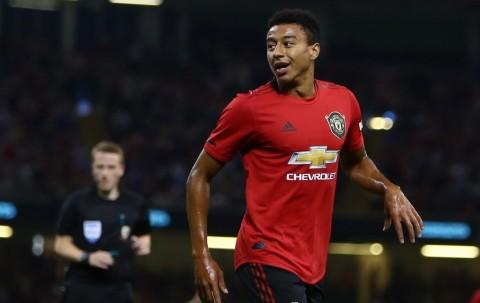 Lingard Enggan Tinggalkan Manchester United