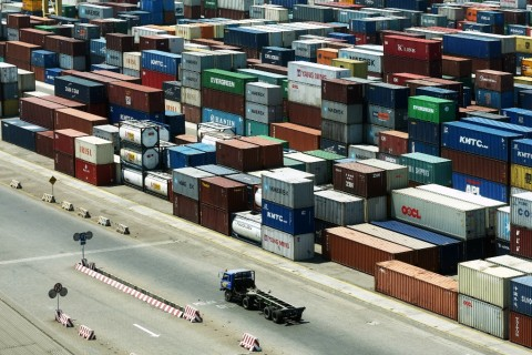 Pelindo II Lanjutkan Dua Proyek Pelabuhan di Masa Pandemi