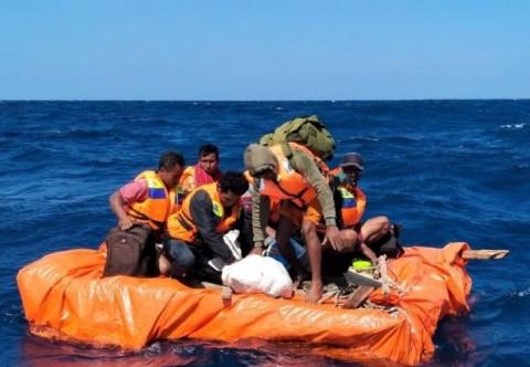 KLM Sahabat Muslim Karam di Perairan Sumenep