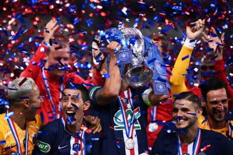 PSG Juara Piala Prancis