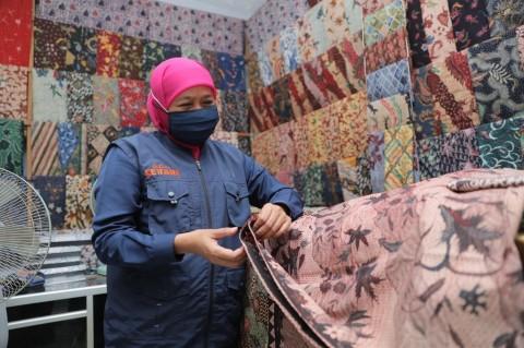Penjualan Batik di Jatim Mulai Normal