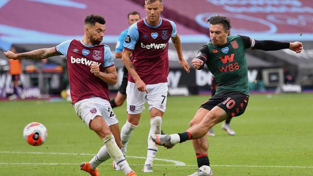Imbangi West Ham, Aston Villa Hindari Degradasi