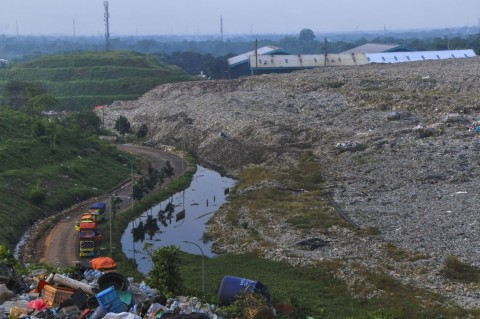 DKI Siapkan Terobosan Baru Pengelolaan Sampah Bantargebang