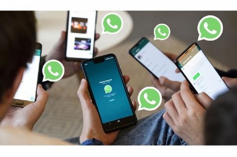 WhatsApp Bisa Pasang 1 Akun di Sejumlah Perangkat