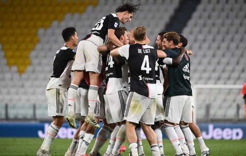 7 Fakta Menarik Usai Juventus Raih Scudetto