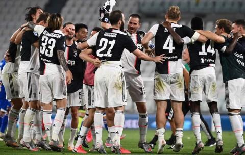 Raih Gelar Liga Italia, Juventus Malah Simpan Statistik Buruk