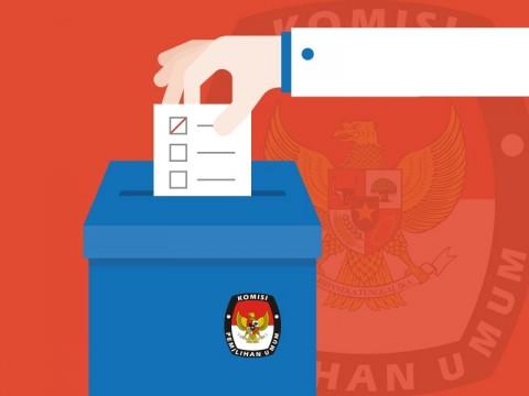 Prabowo dan PDIP Kokoh di Puncak, PSI Naik