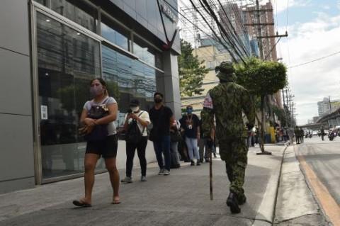 Duterte Yakin Kebijakan Atasi Covid-19 Sudah Tepat