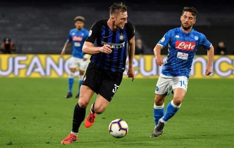 Jadwal Liga Italia Malam Ini: Inter Milan vs Napoli