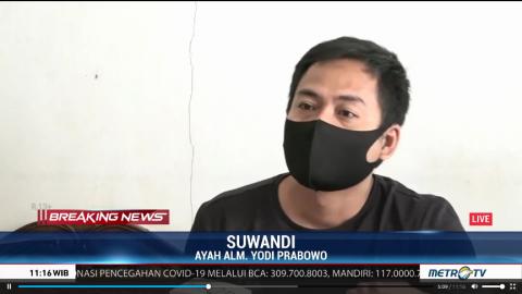 Ayah Sebut Tak Ada Darah di Baju Yodi Prabowo