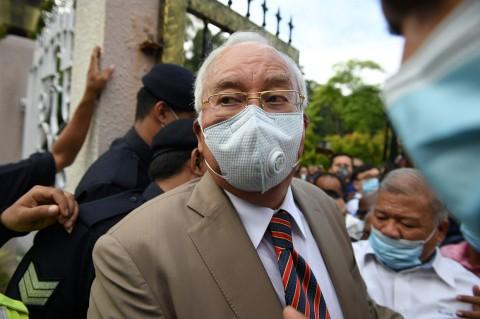 Najib Razak Hadapi Sidang Vonis