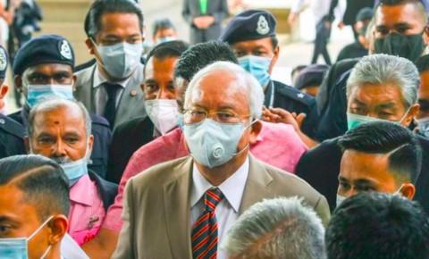 Najib Razak Dianggap Tak Konfirmasi Donasi dari Arab Saudi