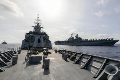 Tiongkok Kini Pegang Kendali di Laut China Selatan