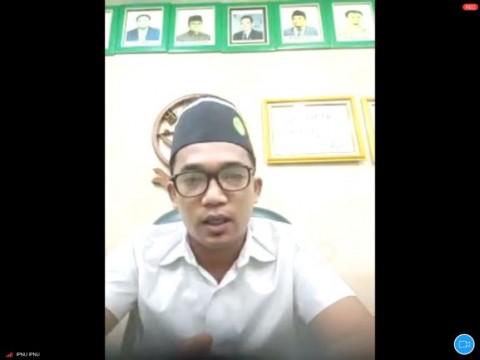 Poros Pelajar Nasional Desak Jokowi Evaluasi Nadiem