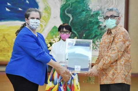 Bantuan Ventilator AS Wujud Nyata Kolaborasi di Tengah Pandemi