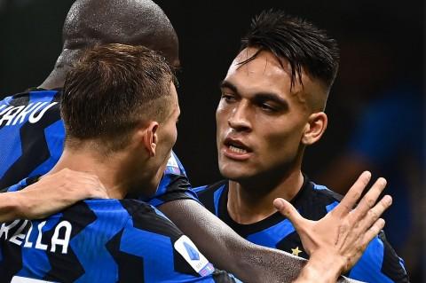Tekuk Napoli, Inter Milan Kembali ke Posisi Dua
