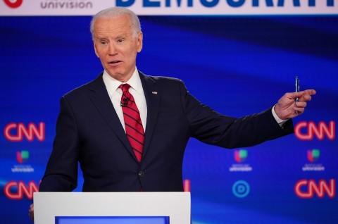 Biden Pilih Kandidat Cawapres Pekan Depan