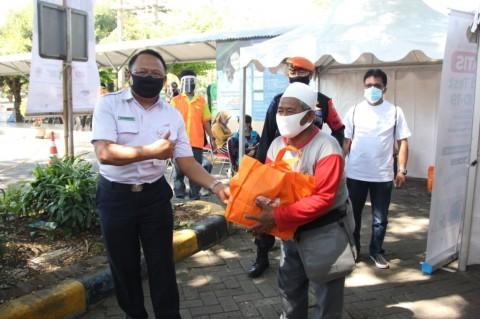 KAI Gelar Rapid Tes Gratis di Surabaya
