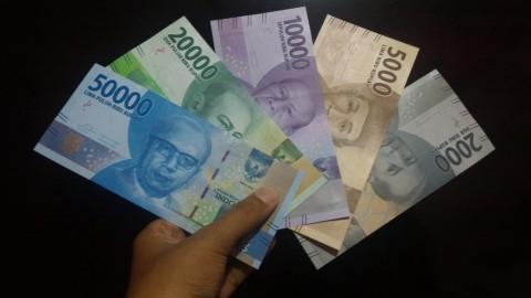 Rupiah Lanjutkan Penguatan ke Rp14.455/USD