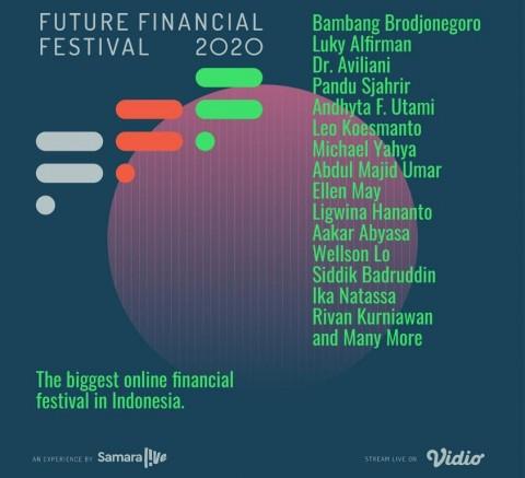 Future Financial Festival 2020 Ajak Milenial Melek Finansial