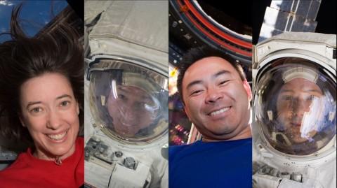 NASA Umumkan Misi Menuju ISS Bersama SpaceX di 2021