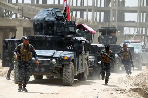 Seorang Jenderal Irak Tewas dalam Serangan ISIS