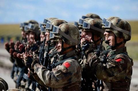 Tiongkok Ingin Perkuat Kerja Sama dengan Militer RI