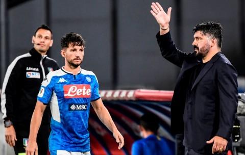 Gelar Coppa Italia Bikin Napoli Kehilangan Motivasi di Serie-A