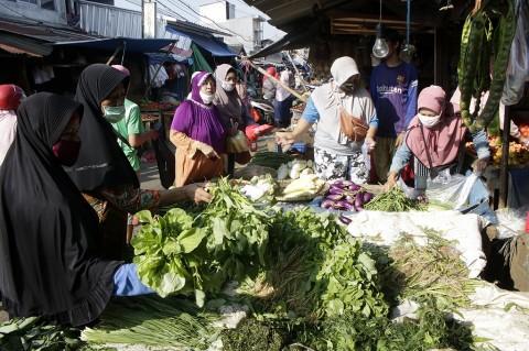 Melebihi Target, 5.273 Pasar Rakyat Telah Direvitalisasi