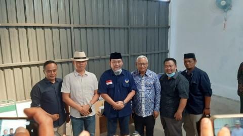 NasDem Belum Putuskan Pencalonan Adik Ipar Jokowi