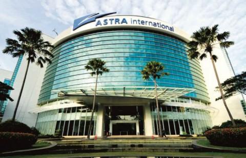 Terdampak Covid-19, Pendapatan Astra International Turun 23%