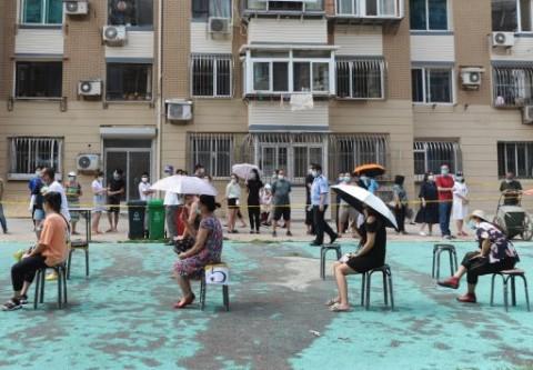 Angka Infeksi Covid-19 di Tiongkok Tertinggi Selama 3 Bulan