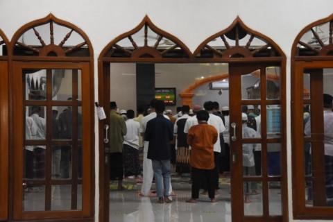 Pemprov Aceh Izinkan Masjid di Zona Hijau Salat Iduladha Jemaah