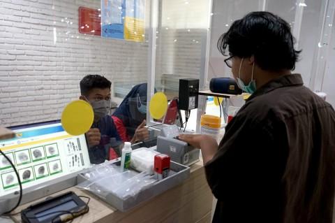 Layanan Perekaman Baru KTP-el di Surabaya Dibuka Kembali