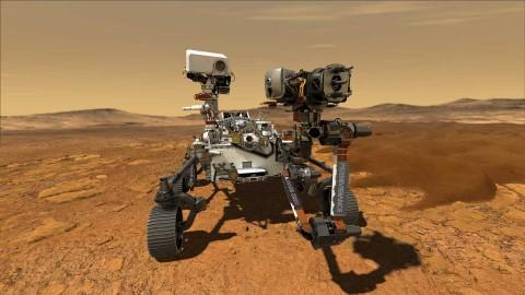 NASA Terbang ke Mars Menyusul Uni Emirat Arab dan Tiongkok
