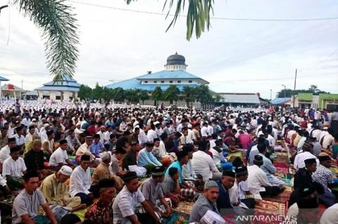 Tarekat Syattariyah di Aceh Rayakan Iduladha Lebih Awal