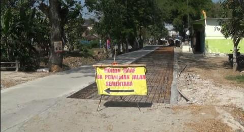 Sejumlah Proyek APBD di Bojonegoro Ditinggal Lari Kontraktor