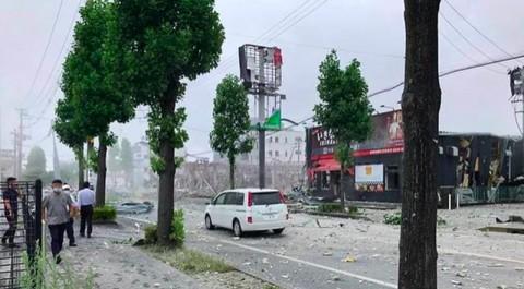 Ledakan di Restoran Jepang, 1 Tewas dan 17 Terluka