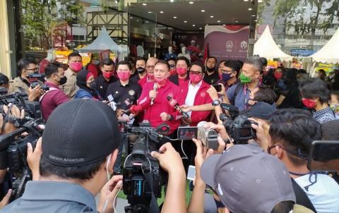 Ketua Umum PSSI Punya Kriteria Manajer Timnas Indonesia